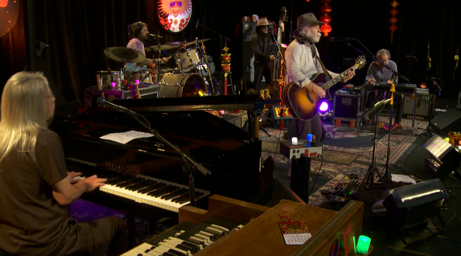 REVIEW: Bob Weir and Wolf Bros shine in Chinese New Year livestream