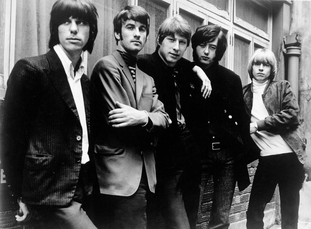 The Yardbirds, Jeff Beck, Chris Dreja, Jim McCarty, Jimmy Page, Keith Relf
