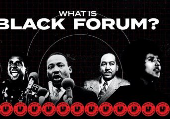 Motown Records relaunches Black Forum with Grammy-winning MLK speech