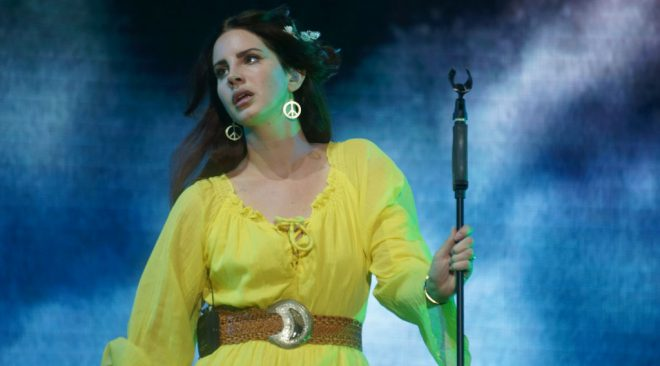 REVIEW: Lana Del Rey is sleepily soulful on 'Chemtrails Over the Country Club'