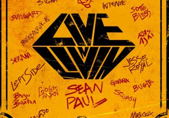 ALBUM REVIEW: Sean Paul drums up dancehall spirit on 'Live N Livin'