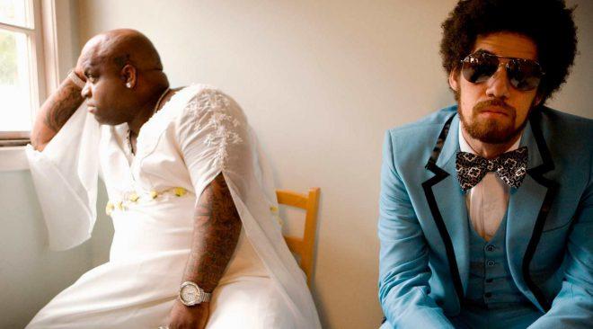 Interview: No longer driven by 'Crazy'-ness, Gnarls Barkley still a happy 'Odd Couple'