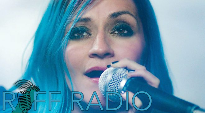 RIFF RADIO: Lacey Sturm finds raw honesty in return to hard rock roots