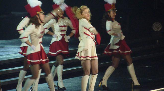 Photos & Videos: Madonna at HP Pavilion in San Jose