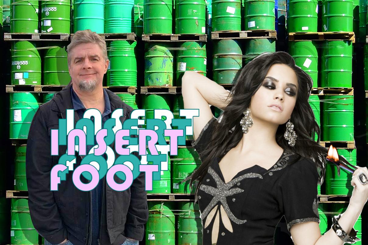California Sobriety, Demi Lovato, Insert Foot, California sober