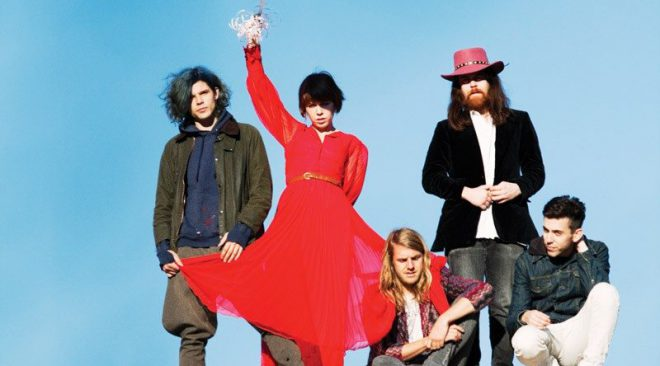 Interview: Grouplove goes from Greek isle to concert stage