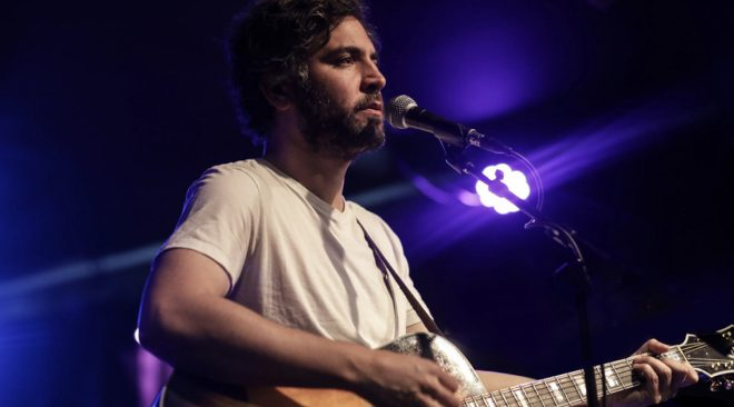 Interview: Josh Radnor breaks out on his own as a musician