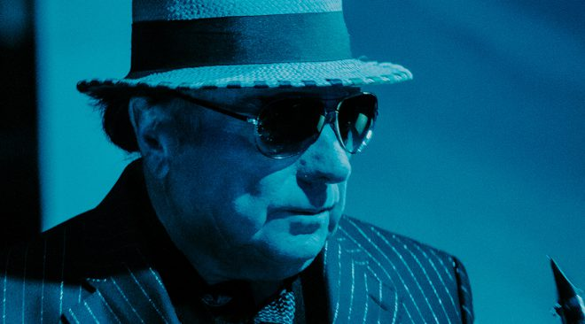 Van Morrison full of piss and vinegar on 'Latest Record Project Volume 1'