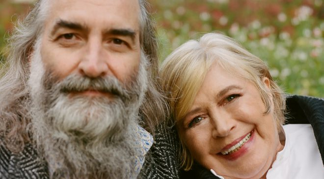 Marianne Faithfull and Warren Ellis make poetic magic on 'She Walks in Beauty'