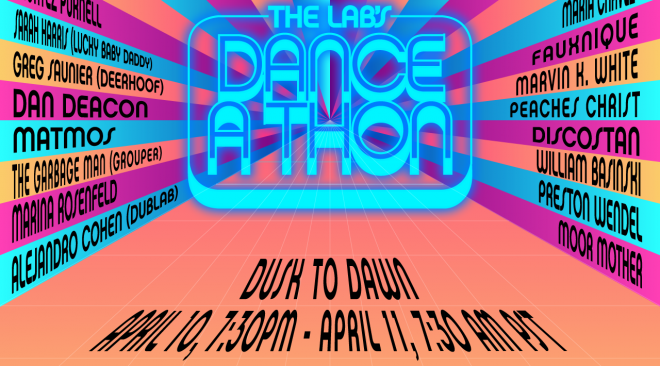 SF arts institution The Lab hosting dance-a-thon fundraiser