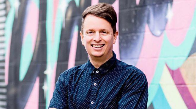 Former Live 105 DJ Aaron Axelsen returns to radio—digitally—with FLOOD FM