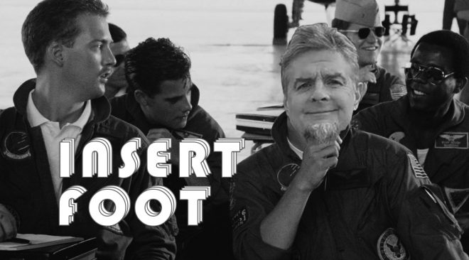 Insert Foot: Make your list, check it twice, and get back out there for live music