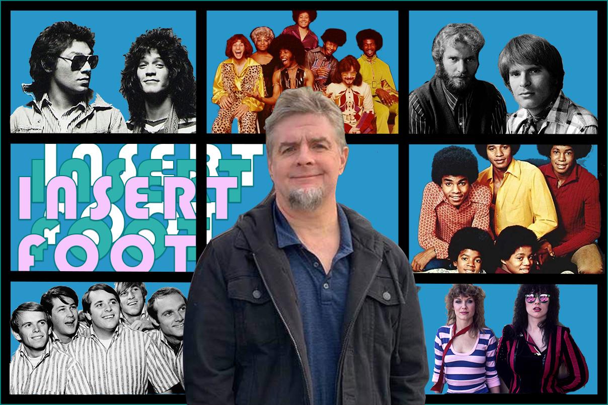 National Siblings Day, Insert Foot, The Jackson 5, Van Halen, Sly and the Family Stone, Ann Wilson, Nancy Wilson, The Beach Boys