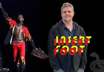 Insert Foot: Lil Nas X bringing Satan back to the ridiculous masses