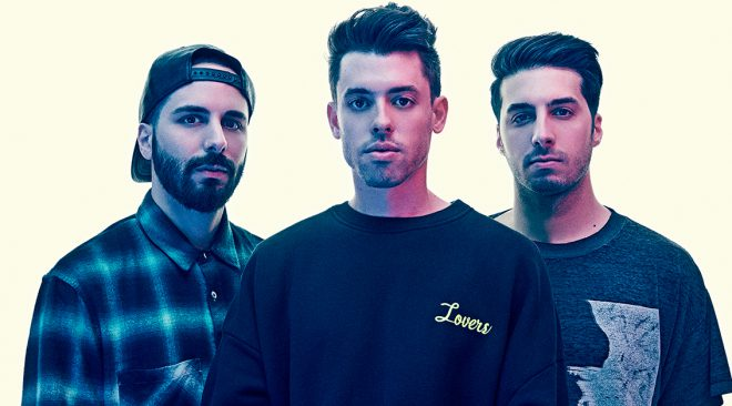 Review: Cash Cash invite big names to the party on 'Say It Like You Feel It'