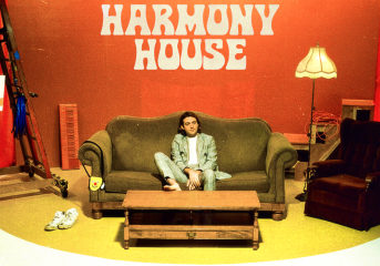 Dayglow builds a stylized, summer sanctuary on 'Harmony House'