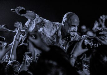Tim Booth of James searches for a safe haven on 'All The Colours Of You'