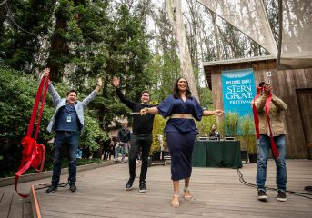 3,000 pack Sigmund Stern Grove for return of concerts with Ledisi