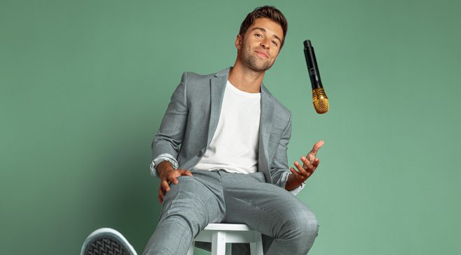 INTERVIEW: Jake Miller charts the highs and lows on 'Silver Lining II'