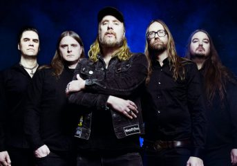 REVIEW: At The Gates persevere into the void on 'The Nightmare Of Being'