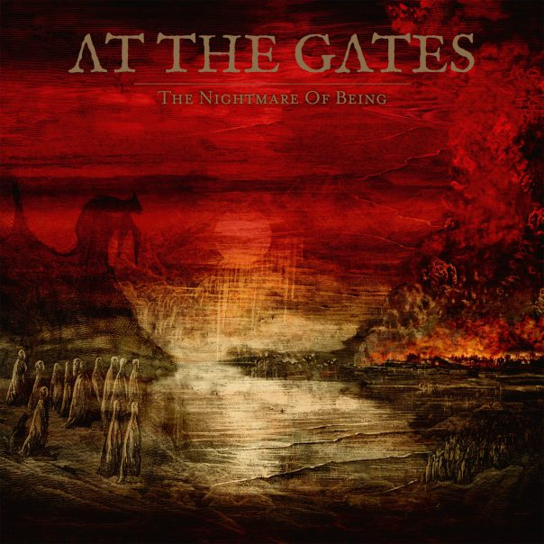 At The Gates, The Nightmare of Being, At The Gates The Nightmare of Being