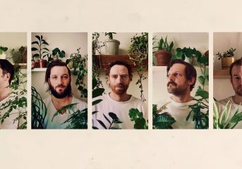 """PREMIERE: Royal Canoe serves up ethereal grooves on """"Feels Good"""""""