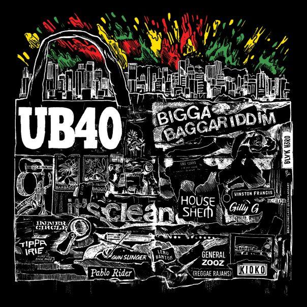 UB40, Bigga Baggariddim