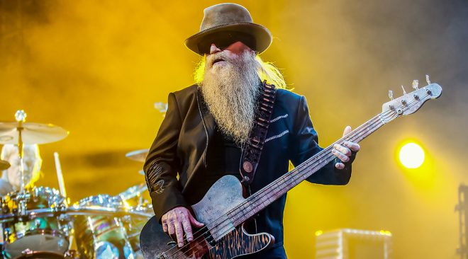 REWIND: Honoring ZZ Top's Dusty Hill with some Southern blues rock