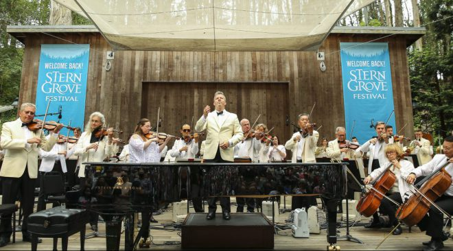 REVIEW: SF Symphony pays homage to America at Stern Grove Festival