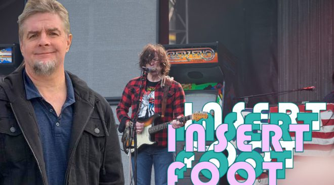 Insert Foot: Ryan Adams wants our forgivesness, but does he just want to keep his house?