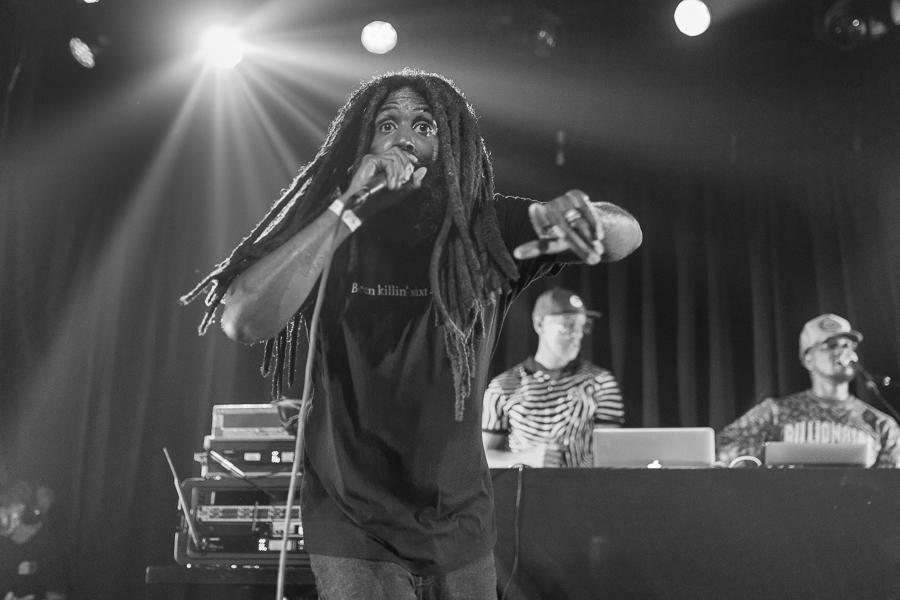 Murs, Eligh, Living Legends, The Grouch, DJ Fresh, Cornerstone Berkeley