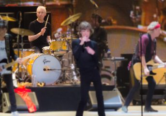 REWIND: Honoring Charlie Watts with five of his best Rolling Stones performances