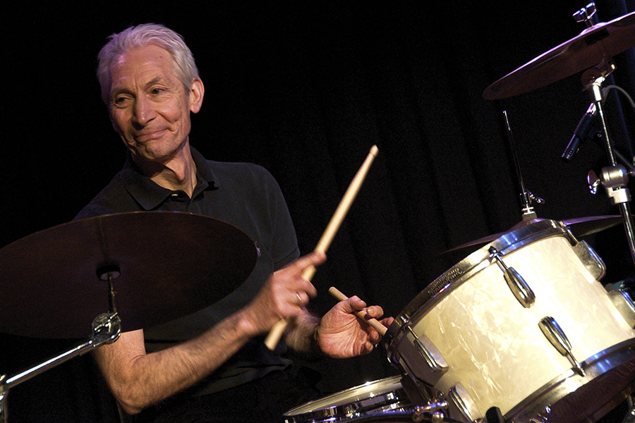 Charlie Watts, Rolling Stones, The Rolling Stones, The ABC & D of Boogie Woogie