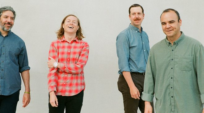 Interview: Future Islands learn to take it slow and get inspired by the moment