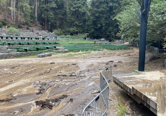 Sigmund Stern Grove heavily damaged after water main break, final festival concert canceled