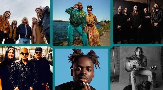 Tuesday Tracks: Your Weekly New Music Discovery – Aug. 31