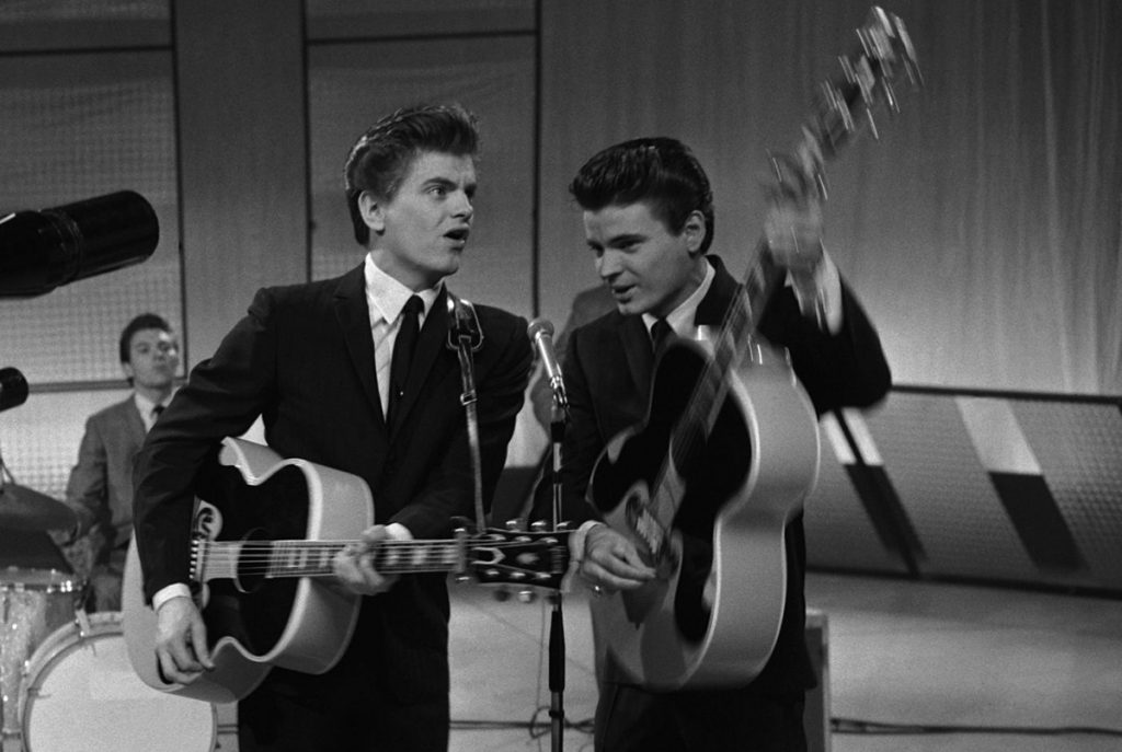 The Everly Brothers, Phil Everly, Don Everly