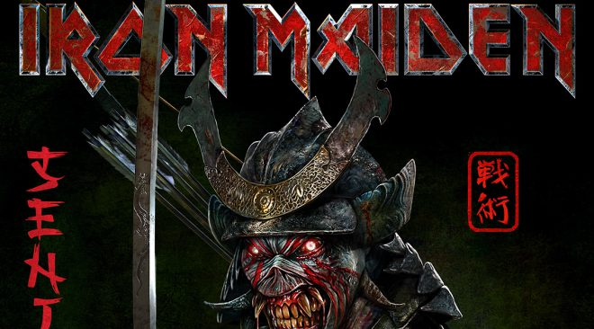 ALBUM REVIEW: Iron Maiden not sure who it is on 'Senjutsu'