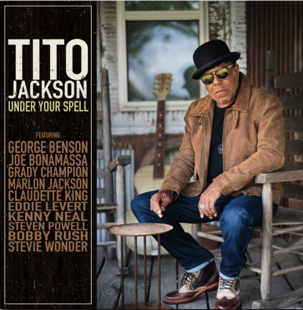 Tito Jackson, Under Your Spell, The Jackson 5