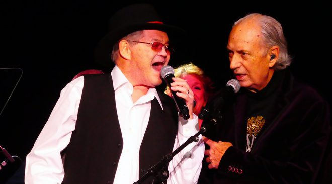 REVIEW: The Monkees' Micky Dolenz, Michael Nesmith recall their heyday at San Jose Civic