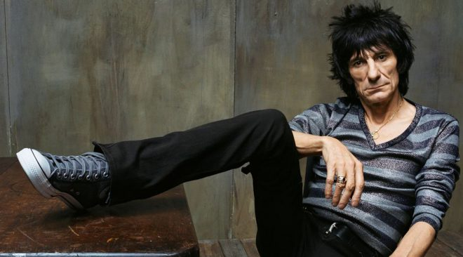 REVIEW: The Stones' Ronnie Wood pays tribute to Jimmy Reed on 'Mr. Luck'