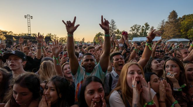 Is BottleRock Napa different this year?