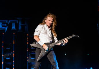 PHOTOS: Megadeth, Lamb of God bring the Metal Tour of the Year to Concord