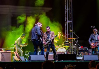 REVIEW: The Wallflowers win over golf fans at the Fortinet Championship