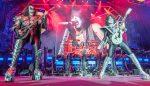 Gene Simmons, Paul Stanley, Tommy Thayer, Eric Singer, KISS