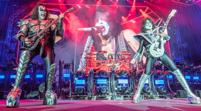 PHOTOS: KISS offers a second goodbye at Shoreline Amphitheatre