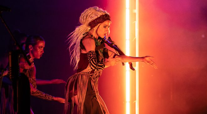 REVIEW: Lindsey Stirling brings music, dance, her adorable dog to Concord
