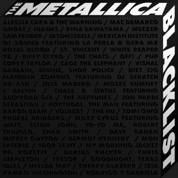 Metallica, The Metallica Blacklist, Metallica The Metallica Blacklist