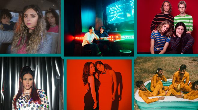 Tuesday Tracks: Your Weekly New Music Discovery – Sept. 21