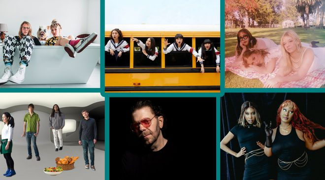Tuesday Tracks: Your Weekly New Music Discovery – Sept. 28